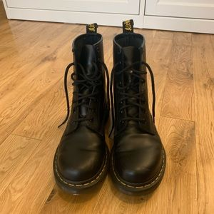 Dr. Marten Leather Boots